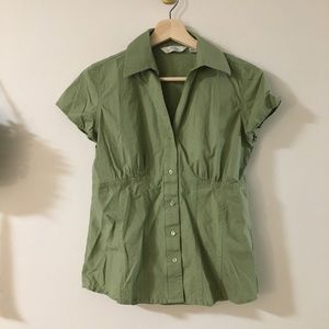 Great Northwest Clothing Company Tops - Olive Green Top